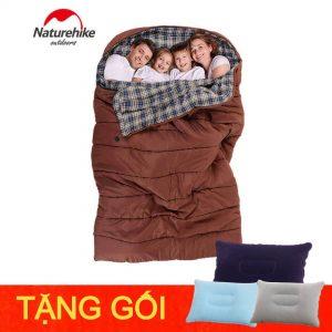 túi ngủ cho 2 người